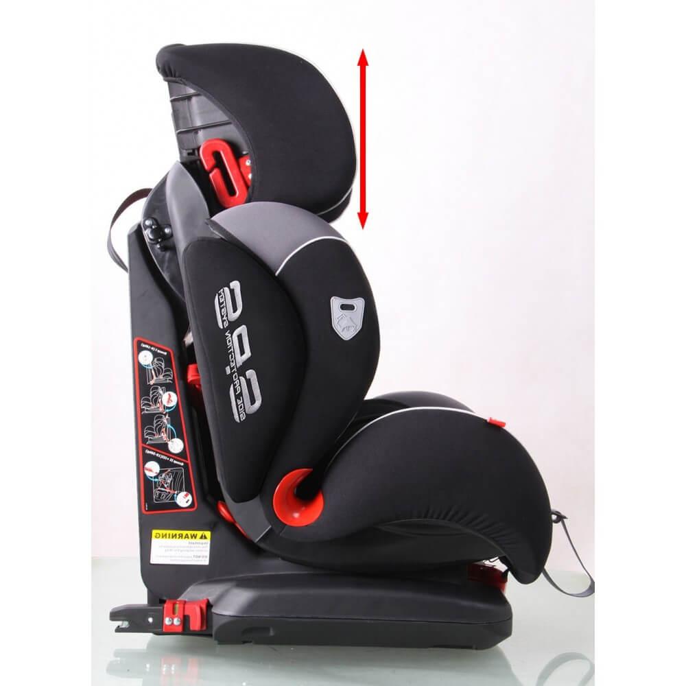 black iso fix gr 1 2 3 9 36 kg sps toptether bebe2luxe. Black Bedroom Furniture Sets. Home Design Ideas