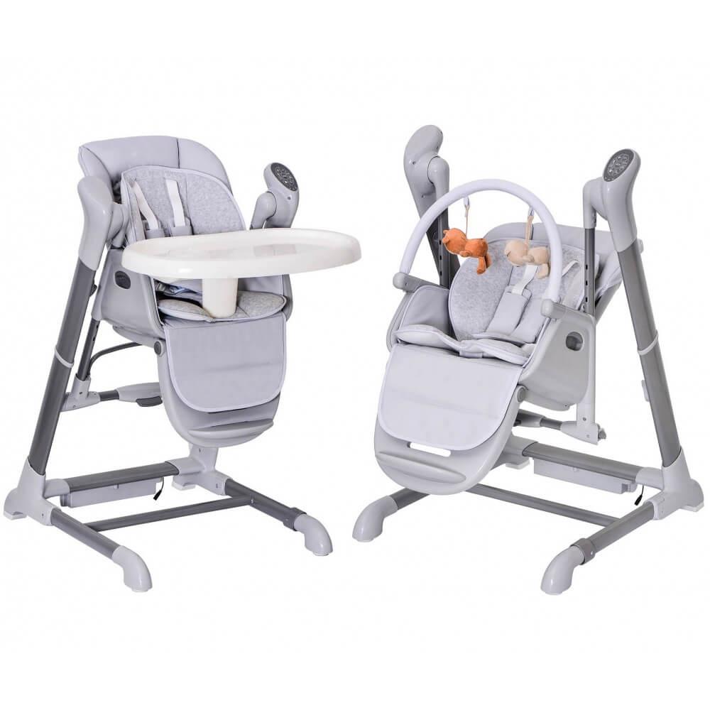 chaise haute transat et balancelle evolutif splity 3 en 1 bebe2. Black Bedroom Furniture Sets. Home Design Ideas