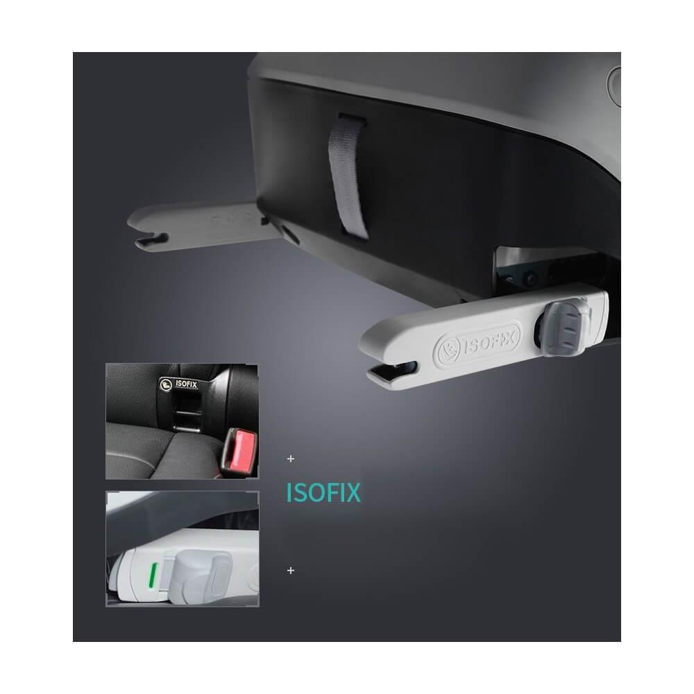 siege auto nano isofix black gr 1 2 3 de 9 36 kg 12 mois 12. Black Bedroom Furniture Sets. Home Design Ideas