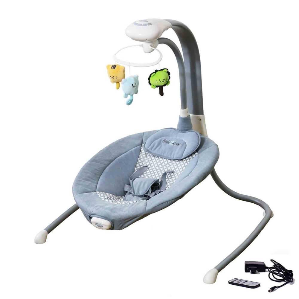 transat balancelle electrique bebe