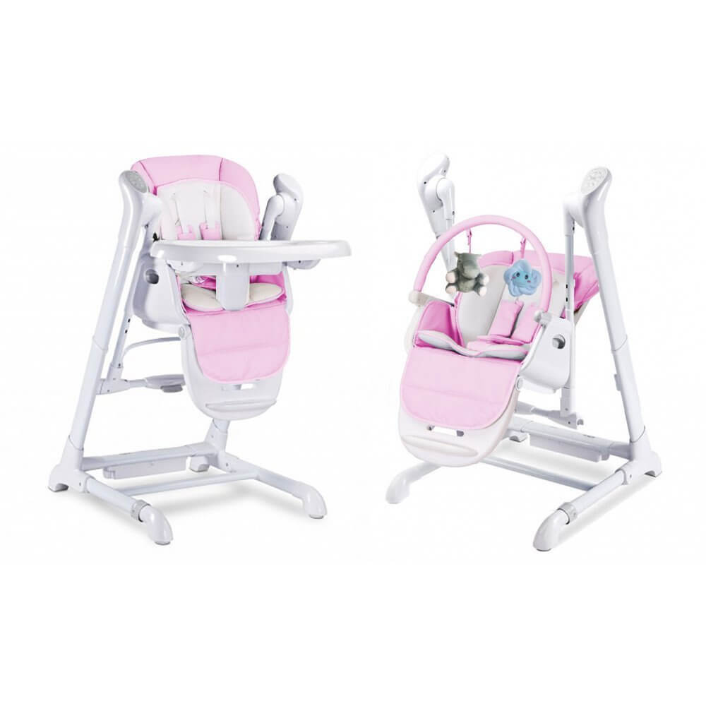 splity 3 in 1 kinderstuhl und elektrische babyschaukel. Black Bedroom Furniture Sets. Home Design Ideas